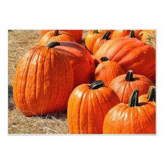 pumpkins for sale card