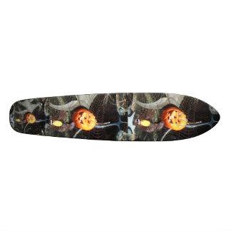 Pumpkins Fractal Skateboard.