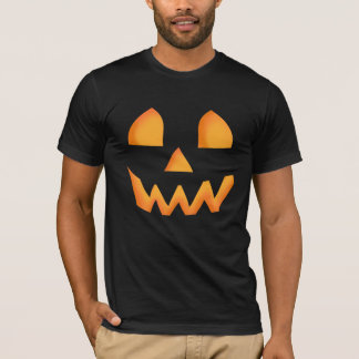 Pumpkin's Glow Halloween T-Shirt