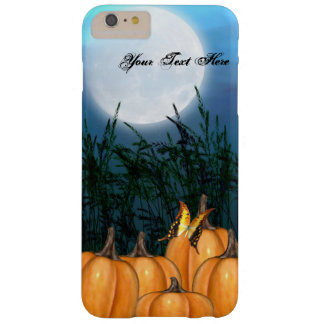 Pumpkins in the field iPhone case Barely There iPhone 6 Plus Case
