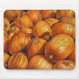 Pumpkins Mouse Mat