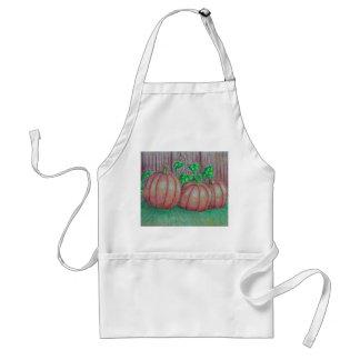Pumpkins Standard Apron