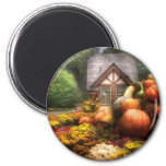 Pumpkins - This years harvest was Awesome Refrigerator Magnets