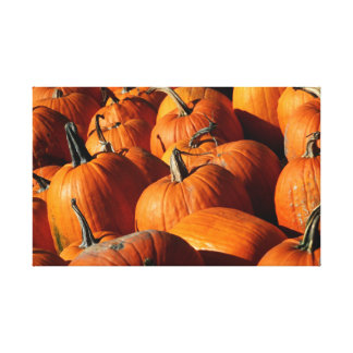 Pumpkins Wrapped Canvas Gallery Wrap Canvas