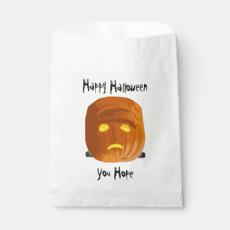Pumpkinstein: Happy Halloween - You Hope Favour Bags