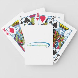 PumpStationProfessionals com Poker Cards
