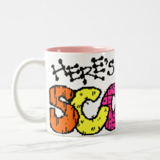 Pun - Here's the Scoop Mug