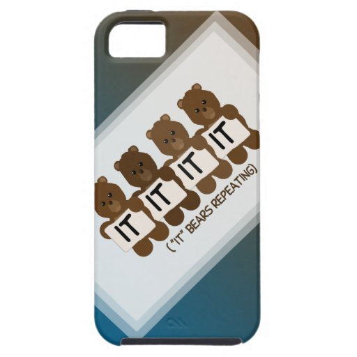 Pun: It Bears Repeating iPhone 5 Cover