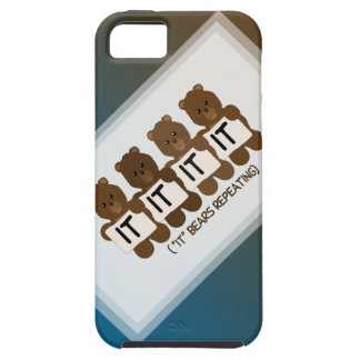 Pun: It Bears Repeating iPhone 5 Covers