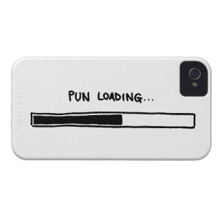 Pun Loading iPhone 4 Cover