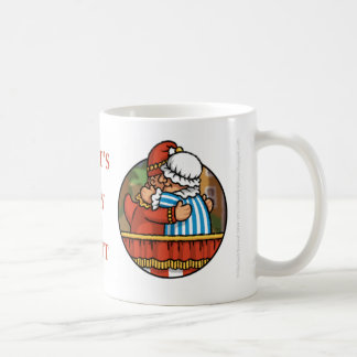Punch and Judy Mug