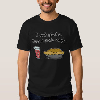 Punch and Pie Required T Shirt