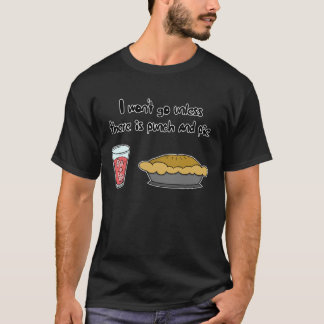 Punch and Pie Required T-Shirt
