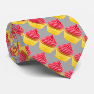 Punch Chocolate cupcake Tie