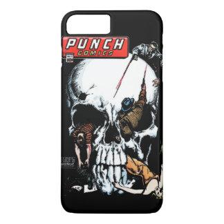 Punch Comics #12 Cover Art