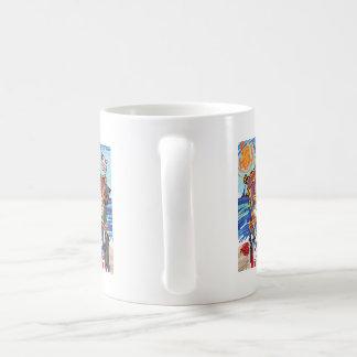 Punch & Judy by PaintMark Coffee Mug
