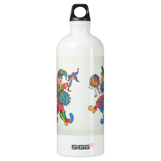 PUNCH & JUDY WATER BOTTLE