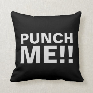 Punch Me | Funny Cushion