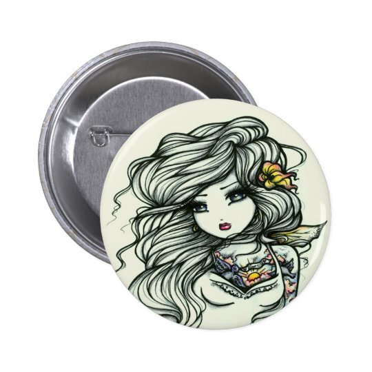 Punch of Colour Tattoo Girl Fairy Fantasy 6