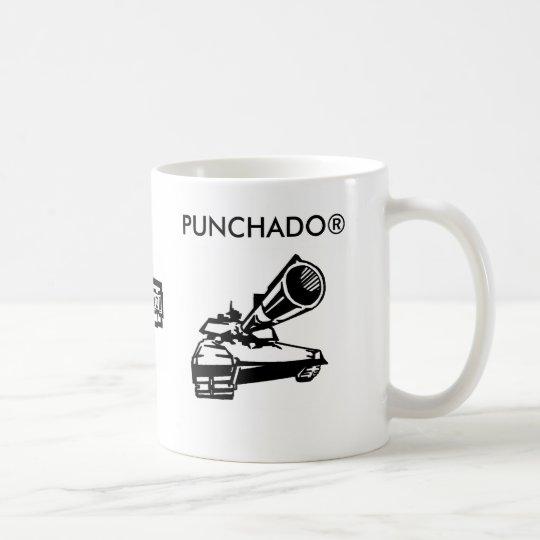 PUNCHADO® Mug Design #01
