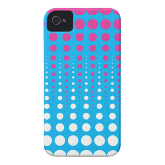 Punchdot Blackberry Curve CaseMate Case-Mate iPhone 4 Case