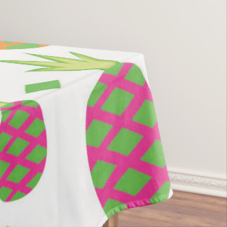 Punchy Pineapple table cloth
