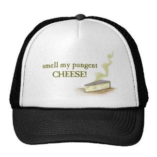 pungent cheese mesh hat