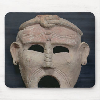 Punic charm mask, 3rd-2nd century BC Mouse Mat