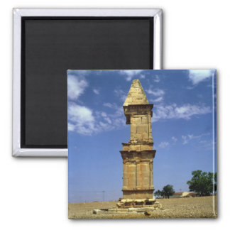 Punic War Monument, 3rd-2nd century BC Square Magnet