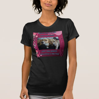 Punish The Deed Not The Breed T-shirts