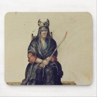 Punishment of a sorceress mousepads