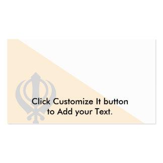 Punjab, Democratic Republic of the Congo flag Business Card Templates