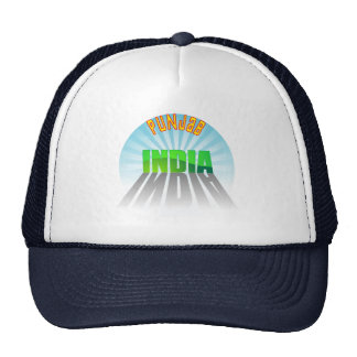 Punjab Mesh Hats