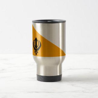 Punjab Sikh Holy Flag Sikhism Nishan Sahib Coffee Mug