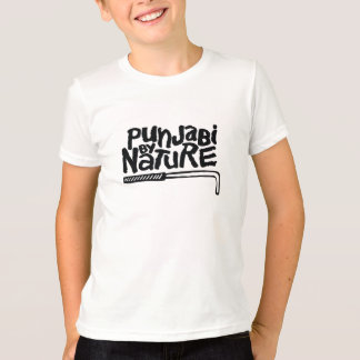 Punjabi By Nature - Boys T-Shirt