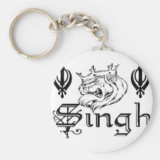 Punjabi Khanda Sikh Khalsa Merchandise Key Ring