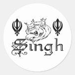 Punjabi Khanda Sikh Khalsa Merchandise Stickers