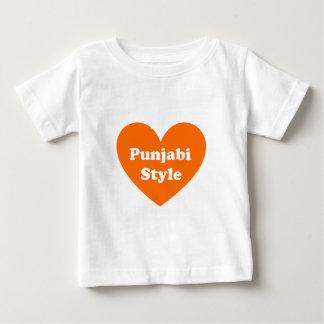 Punjabi Style Baby T-Shirt