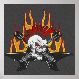 Punk Cr�ne - Posters