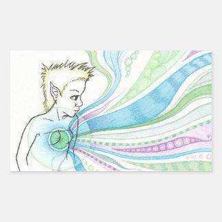 Punk Fairy - Sticker