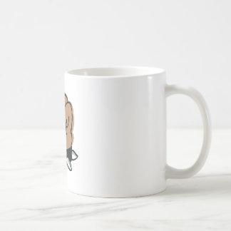 Punk Fist Basic White Mug