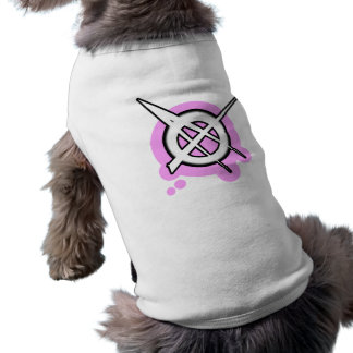 punk girls ANARCHY PUNK ROCK music Pet T Shirt
