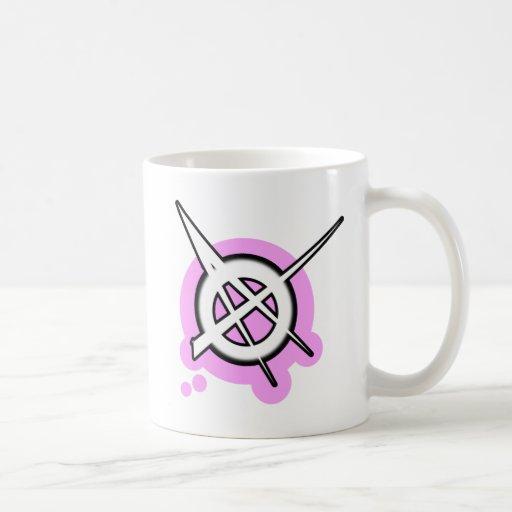 punk girls ANARCHY PUNK ROCK music Mugs