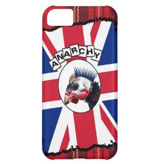 Punk guineafowl iPhone 5C covers