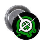 punk guys girls ANARCHY PUNK ROCK music 6 Cm Round Badge