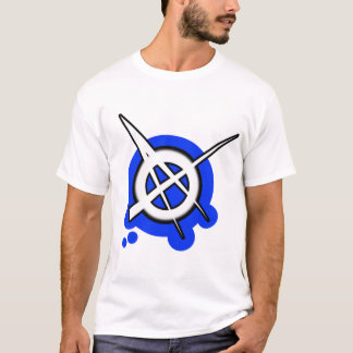 punk guys girls ANARCHY PUNK ROCK music T-Shirt