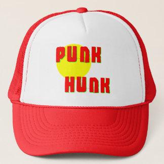 Punk Hunk Trucker Hat