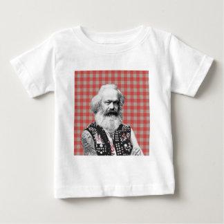 Punk Marx Baby T-Shirt