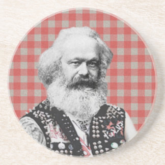 Punk Marx Coasters