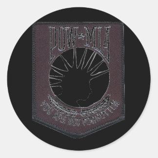 Punk-MIA-II Classic Round Sticker